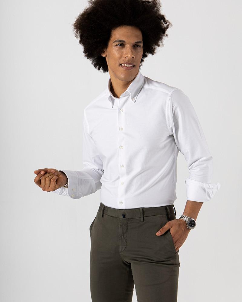 David Blake Oxfordskjorta Tailored