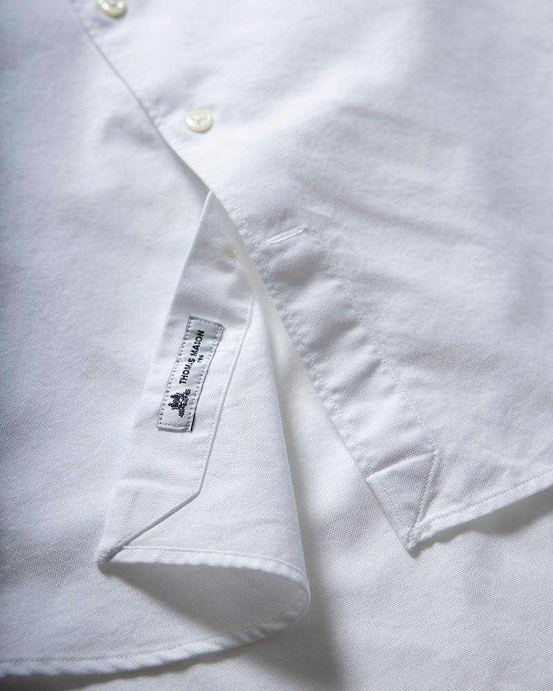 John Solano Oxfordskjorta