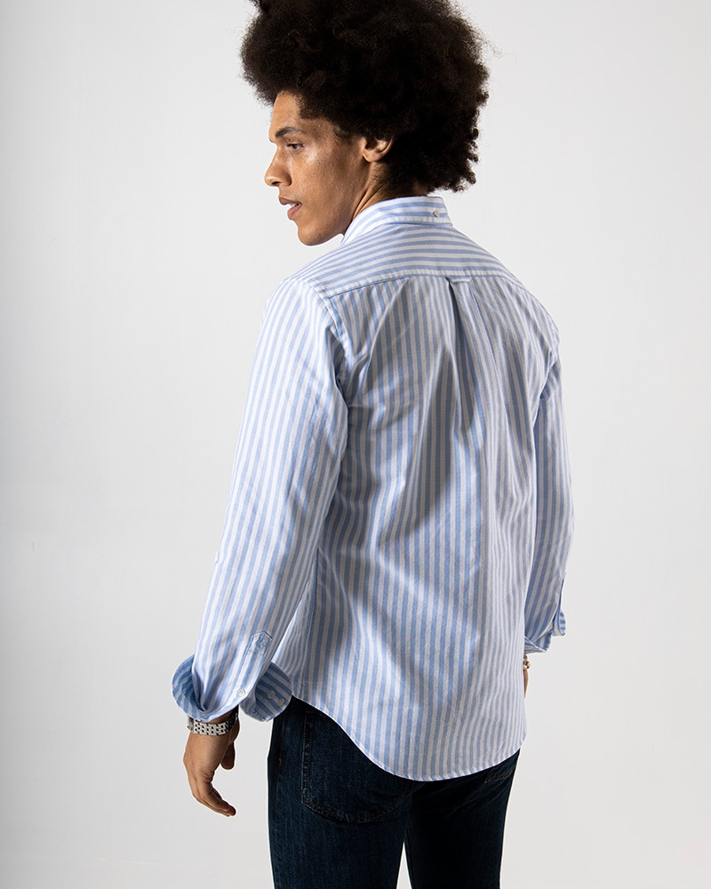 John Solano Oxfordskjorta Regular